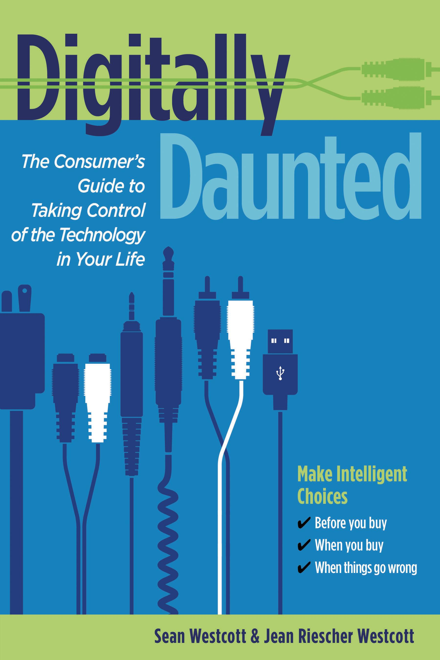 Digitally Daunted EB9781935196112