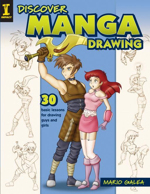 Discover Manga Drawing EB9781440313387