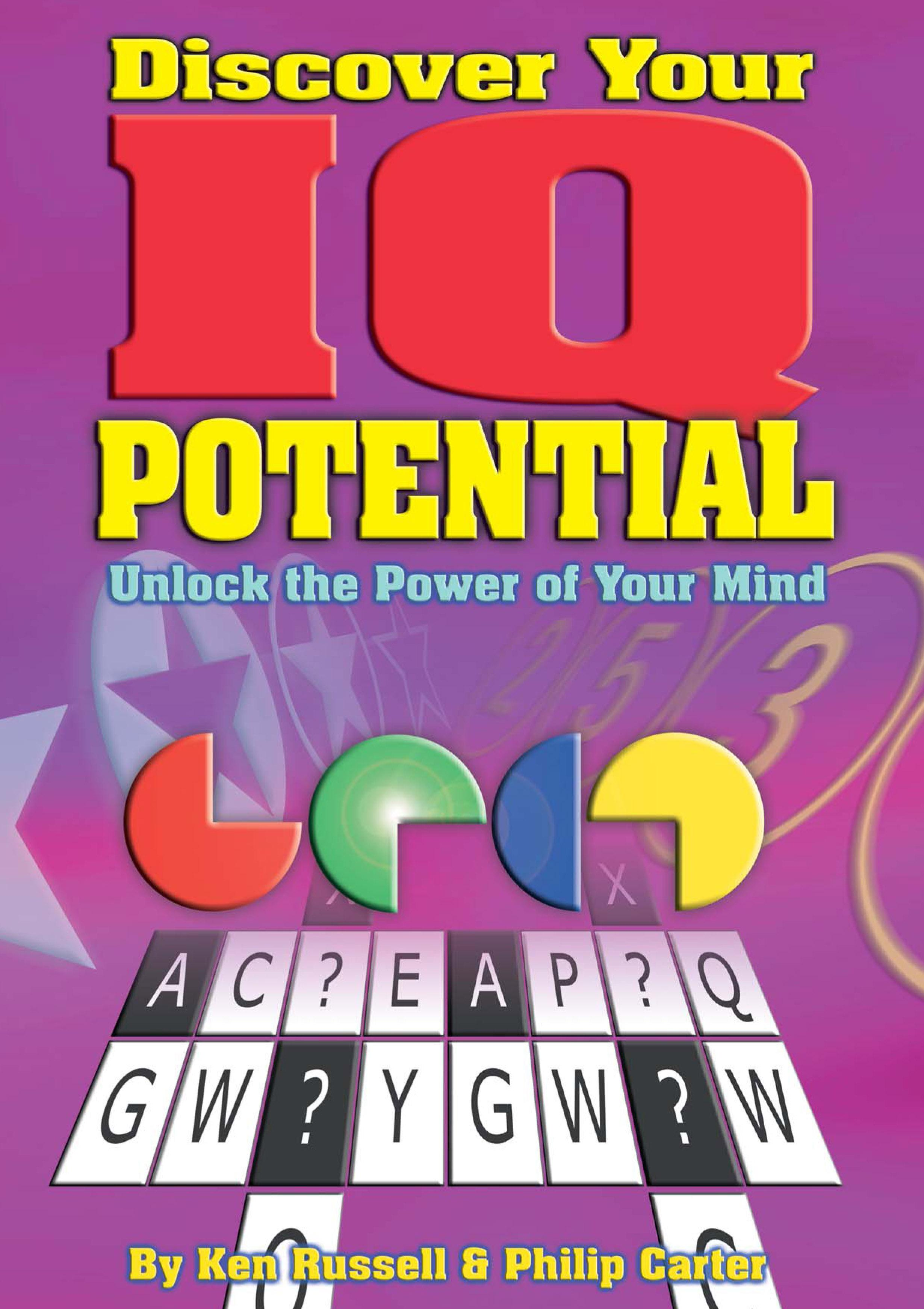 Discover Your IQ Potential EB9781848374393