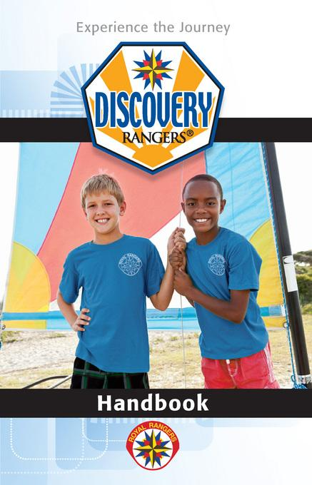 Discovery Rangers Handbook EB9781607313083