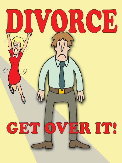 Divorce - Get Over It! EB9781905102501