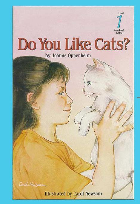 Do You Like Cats? EB9781588241405