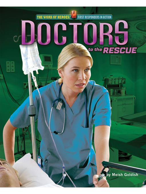 Doctors to the Rescue EB9781617723216