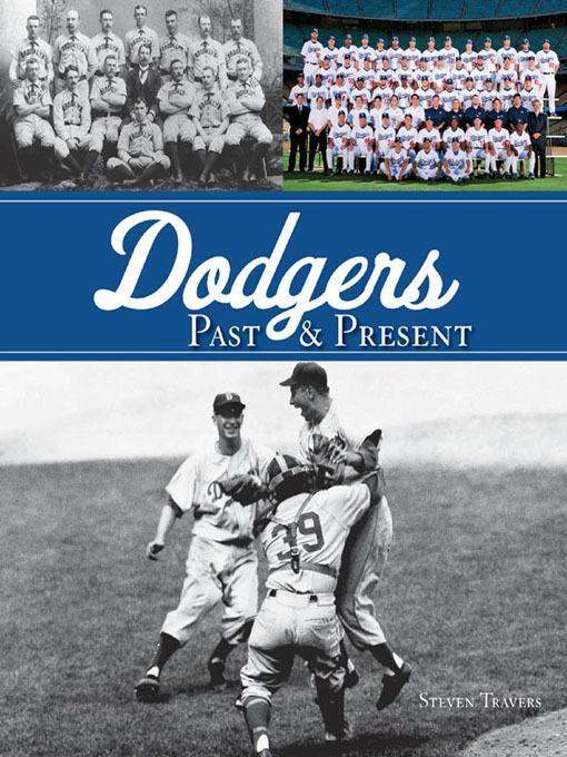 Dodgers Past & Present EB9781616731052