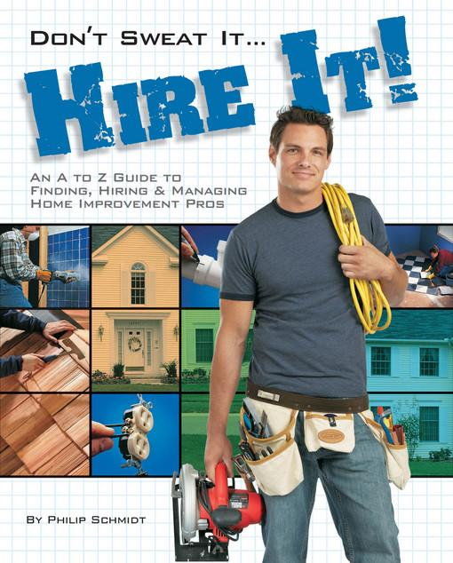 Don't Sweat it... Hire It! EB9781616733377