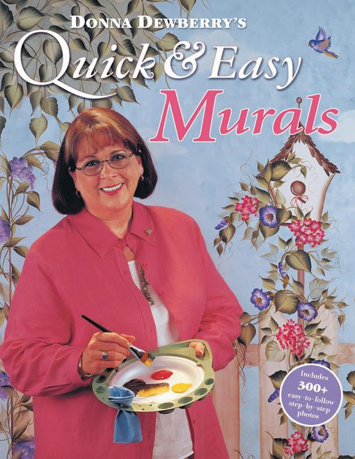 Donna Dewberry's Quick & Easy Murals EB9781440317231