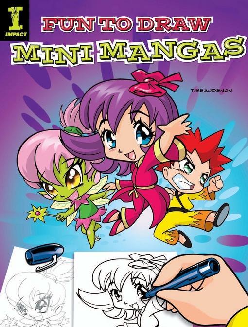 Draw Mini Mangas EB9781440314957