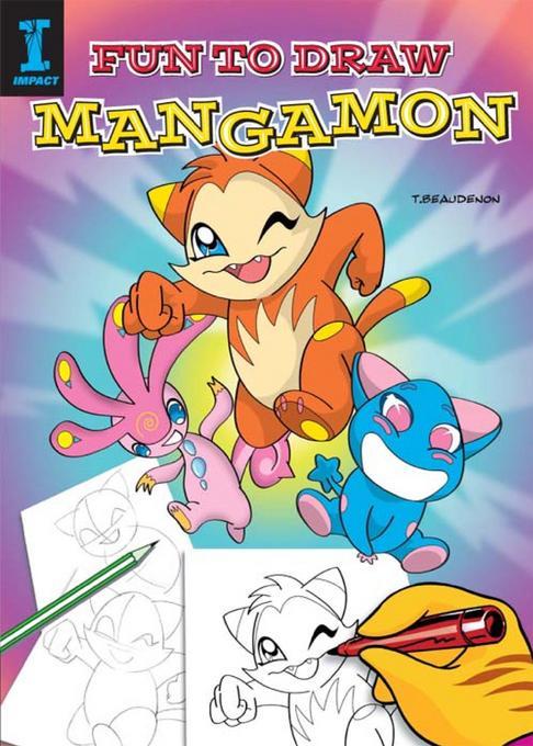 Draw Mini Mangas EB9781440314988