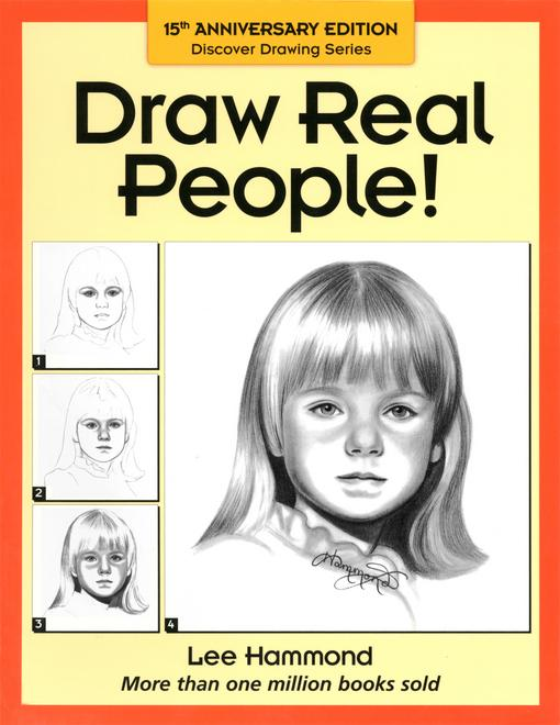 Draw Real People! EB9781440321900