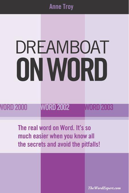 Dreamboat on Word EB9781932802658