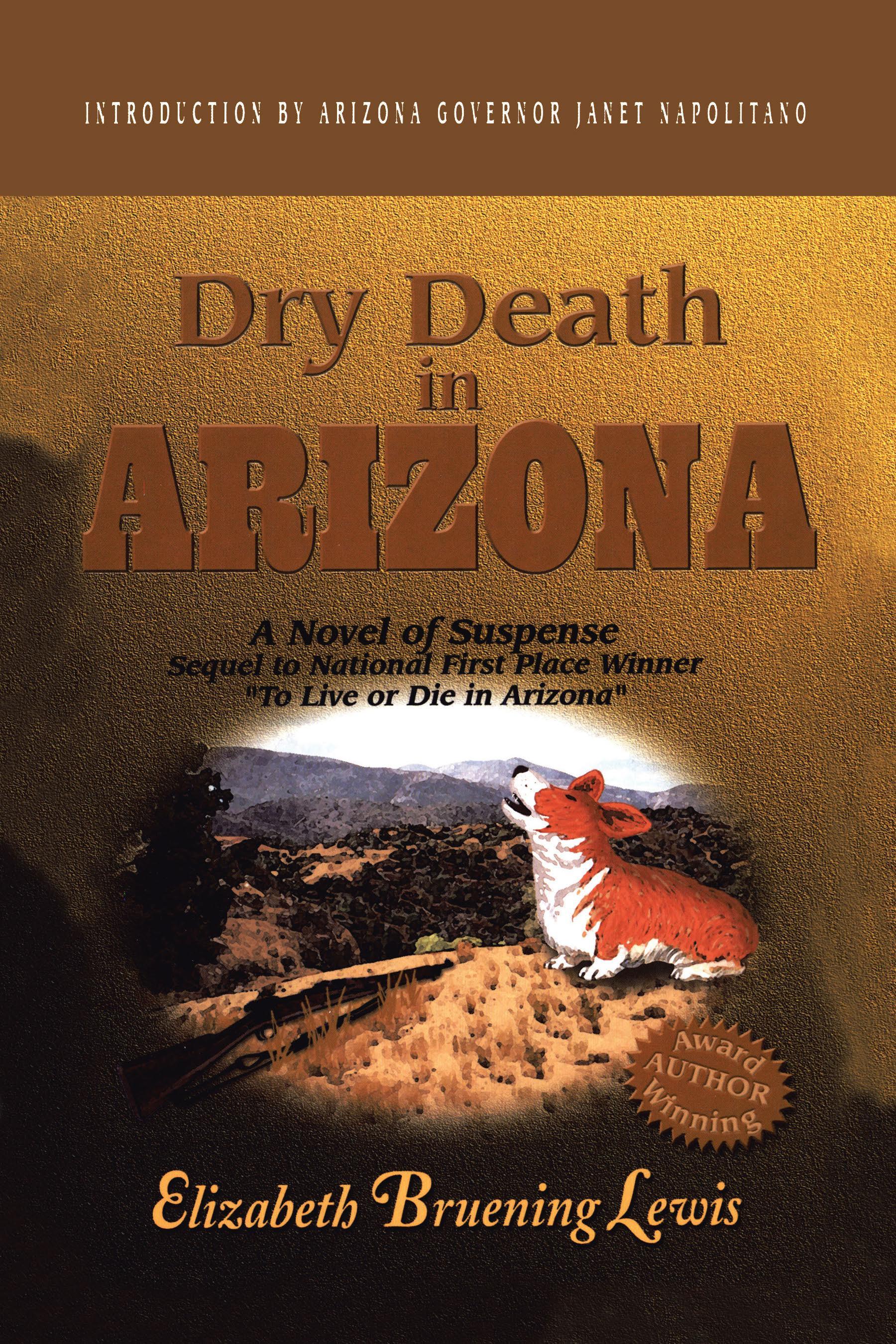 Dry Death in Arizona EB9781426993206