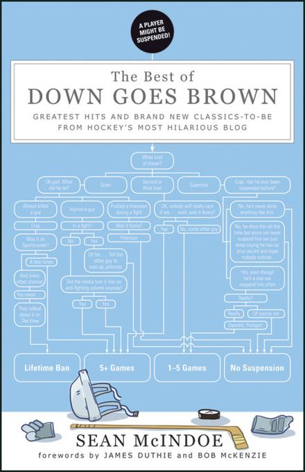 The Best of Down Goes Brown: Greatest Hits and Brand New Classics-to-Be from Hockey's Most Hilarious Blog EB9781118358436
