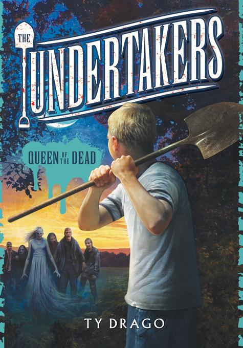 The Undertakers: Queen of the Dead EB9781402275593