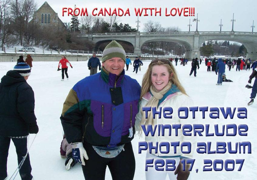 The Ottawa Winterlude Photo Album - Feb 17, 2007 eBook (English)