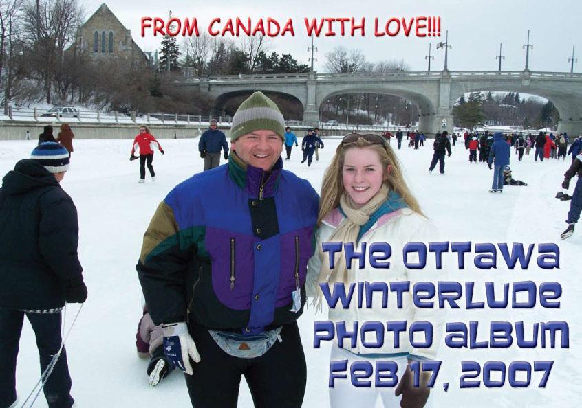 The Ottawa Winterlude Photo Album - Feb 17, 2007 eBook (English)