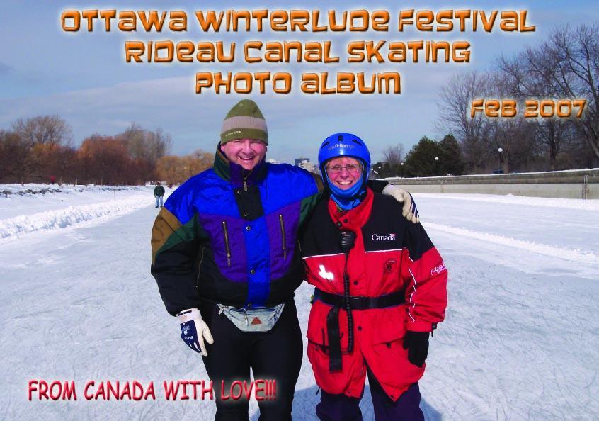 Ottawa Winterlude Festival - From Ottawa With Love! Photo Album - Feb 2007 (English eBook C7) EB9781414901176