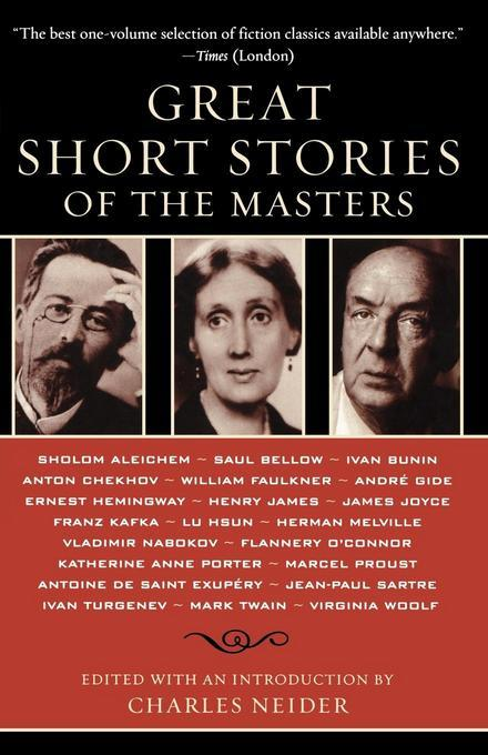 Great Short Stories of the Masters EB9781461661016