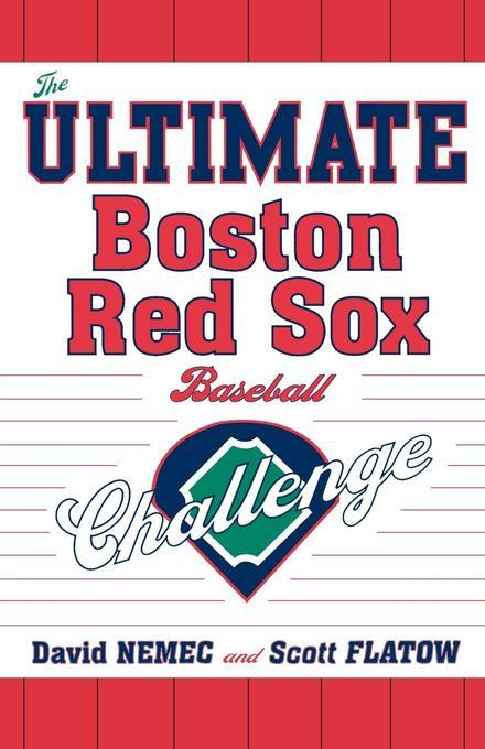 The Ultimate Boston Red Sox Baseball Challenge EB9781461662297