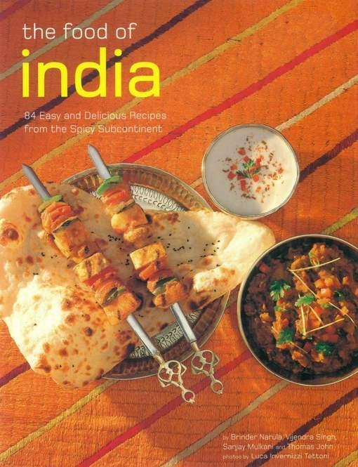Food of India EB9781462907175