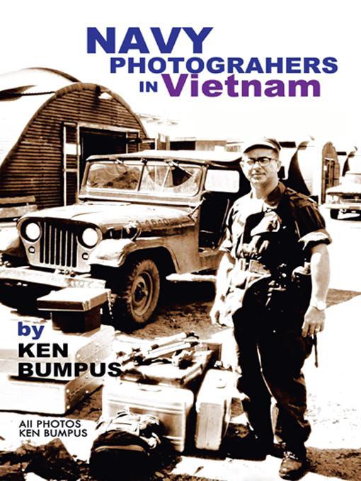 NAVY PHOTOGRAPHERS IN VIETNAM EB9781466930056