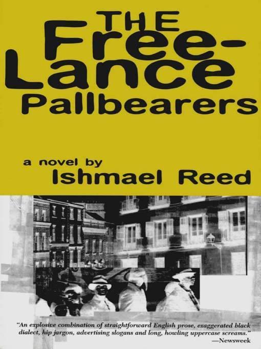The Free-Lance Pallbearers: A Novel EB9781564787392