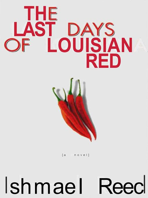 The Last Days of Louisiana Red: A Novel EB9781564787408