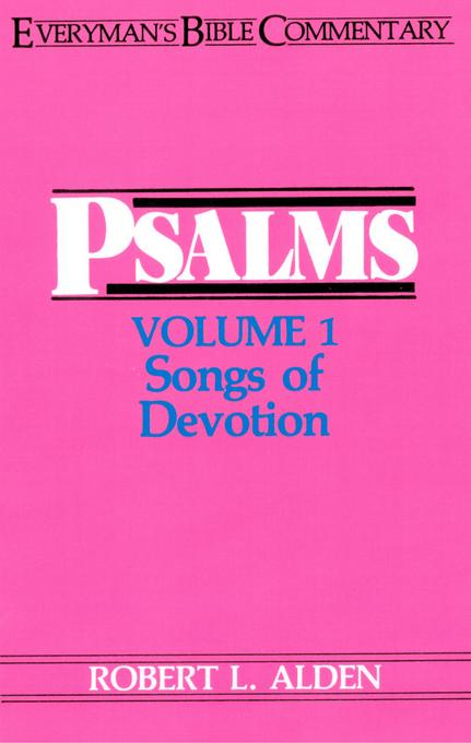 Psalms Volume 1- Everyman's Bible Commentary EB9781575678443