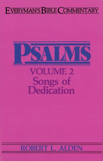 Psalms Volume 2- Everyman's Bible Commentary EB9781575678450