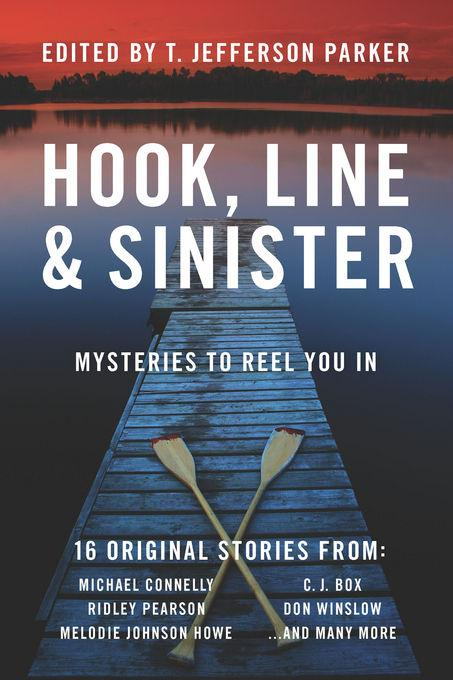 Hook, Line & Sinister: Mysteries to Reel You In EB9781581578478