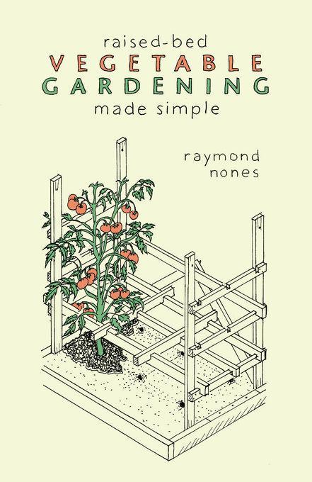 Raised-Bed Vegetable Gardening Made Simple EB9781581578508