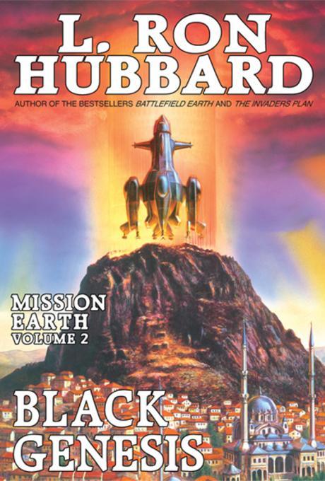 Black Genesis: Mission Earth Volume 2 EB9781592121199