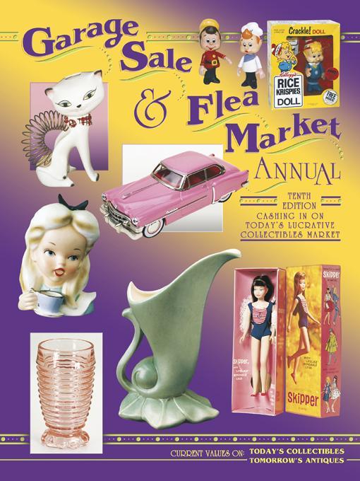 Garage Sale & Flea Market Annual 10th Edition EB9781604608533