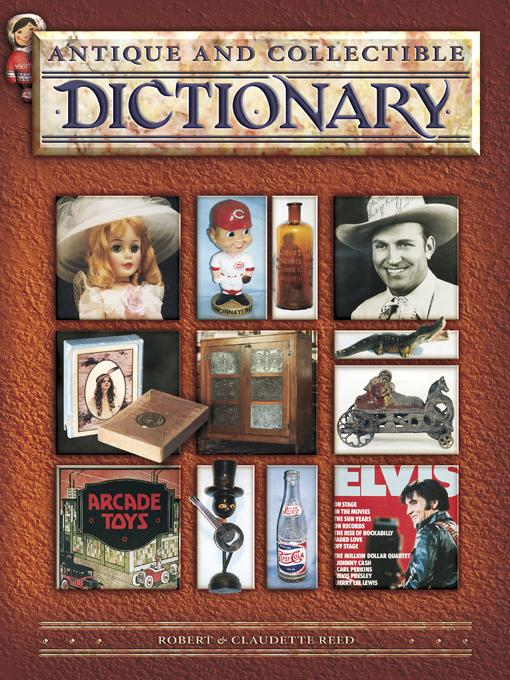 Antique and Collectible Dictionary EB9781604608793