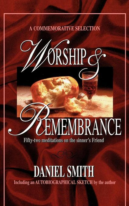 Worship and Remembrance EB9781927521007