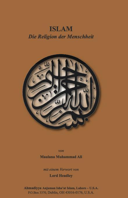 ISLAM-Die Religion der Menschheit EB9781934271391