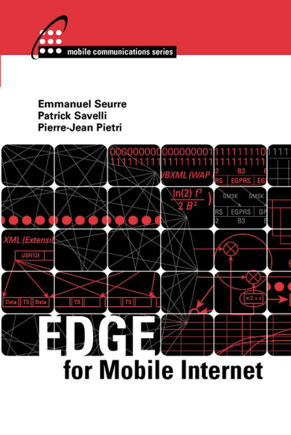 EDGE for Mobile Internet EB9781580535984