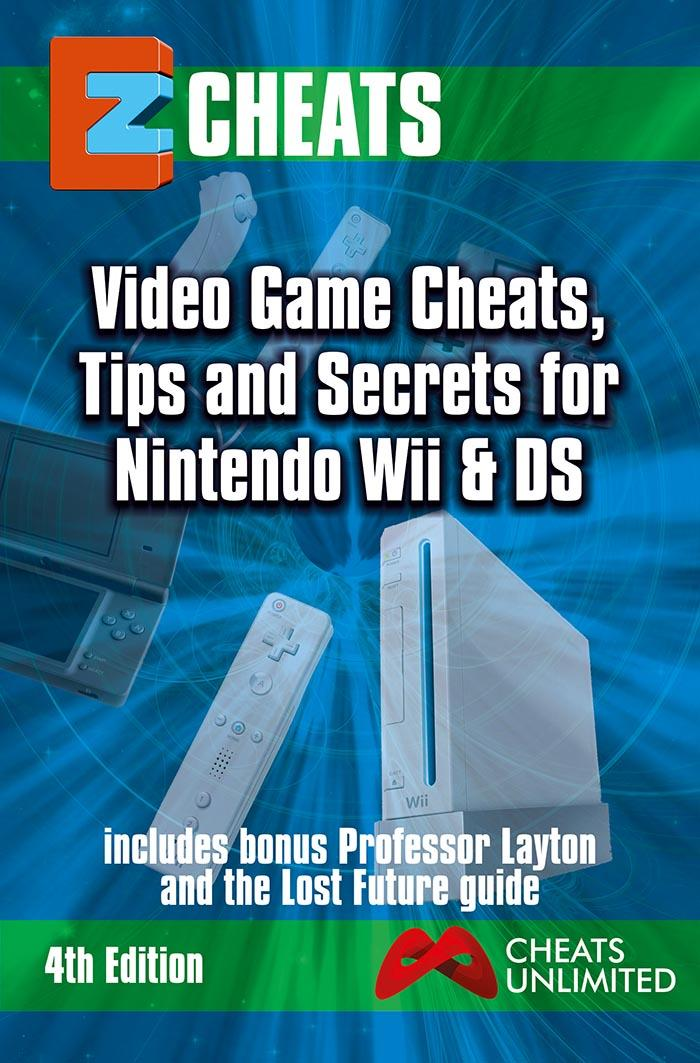 EZ Cheats   Video Game Cheats, Tips and Secrets For Nintendo Wii & Nintendo DS EB9781907649974