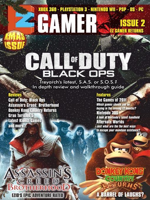 EZ Gamer Issue 2 EB9781907759987