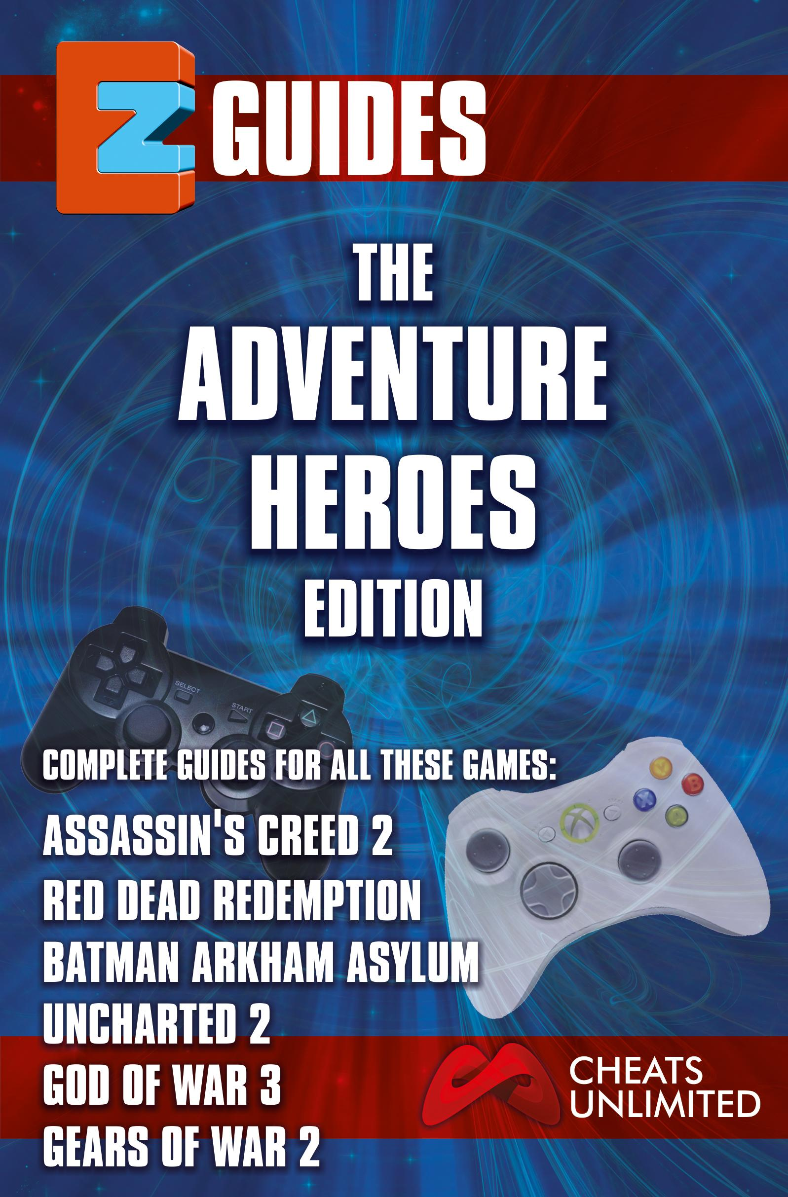 EZ Guides The Adventure Heroes Collection EB9781907649486