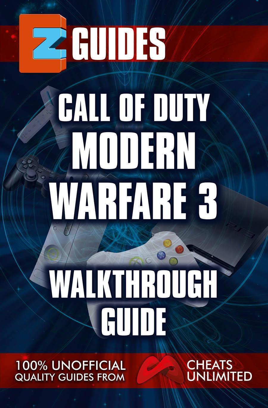 EZ Walkthrough Modern Warfare 3 EB9781908429247