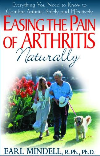 Easing the Pain of Arthritis Naturally EB9781458700988