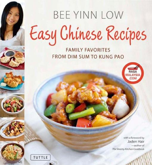 Easy Chinese Recipes: Family Favorites From Dim Sum to Kung Pao EB9781462906284