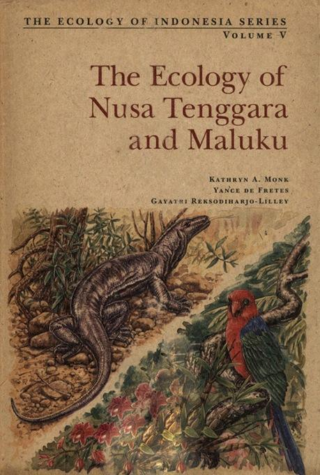Ecology of Nusa Tenggara and Maluka EB9781462905065
