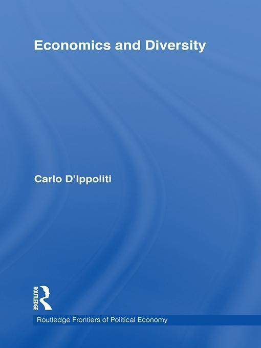 Economics and Diversity EB9781136718830