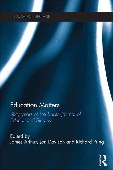 Education Matters EB9781136341588