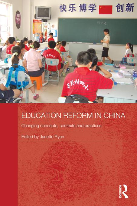 Education Reform in China EB9781136719196