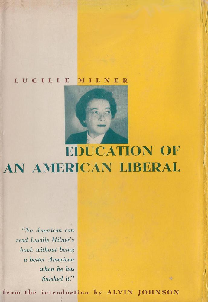 Education of an American Liberal EB9781456602062