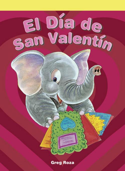 El D?a de San Valent?n (Valentines for Vinnie) EB9781448834761