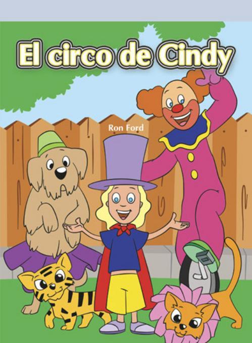 El circo de Cindy (Cindy's Backyard Circus)