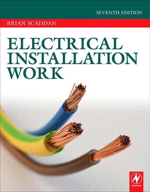 Electrical Installation Work EB9781136270307